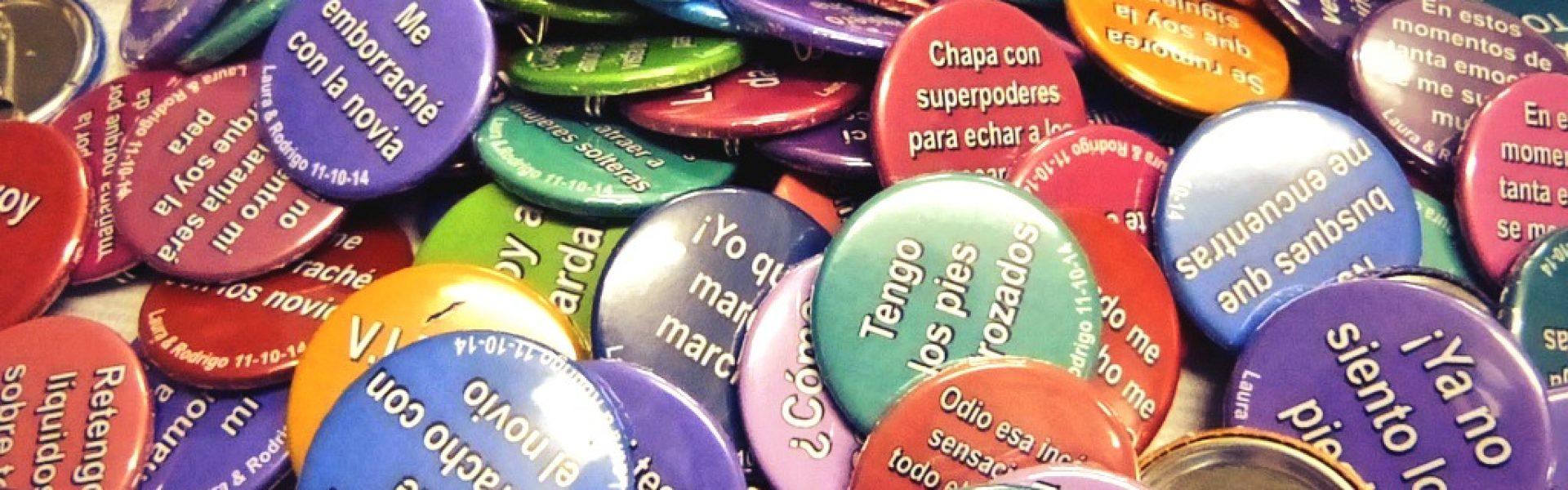 Crea tus Chapas